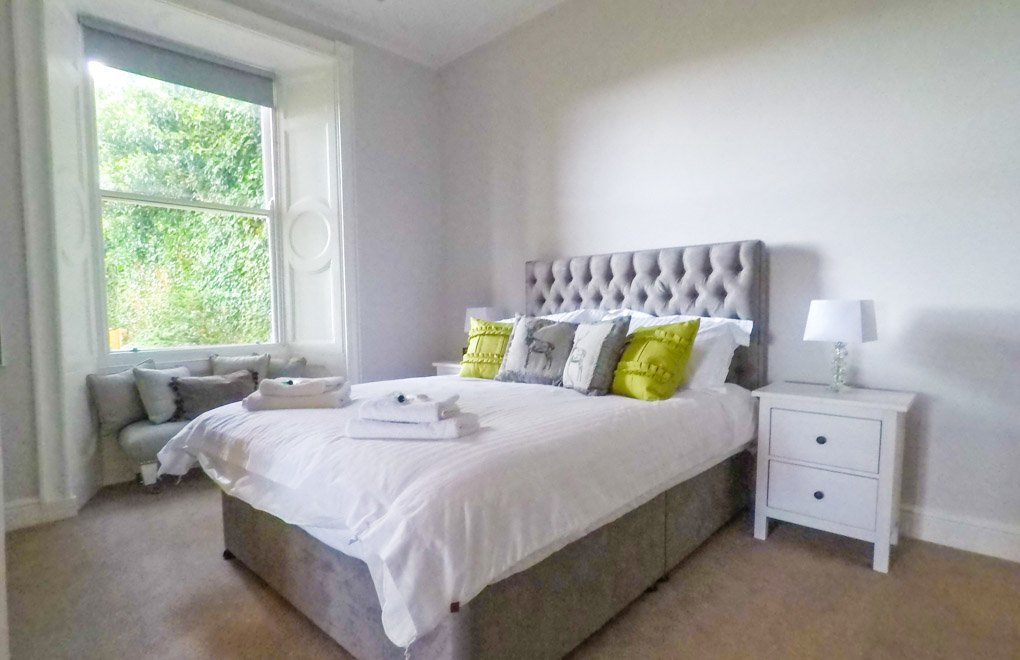 richmond-accommodation Yorkshire Luxury - Frenchgate House Apartment, Richmond