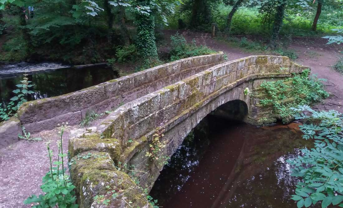 rivelin-valley Meandering along the River Rivelin, South Yorkshire