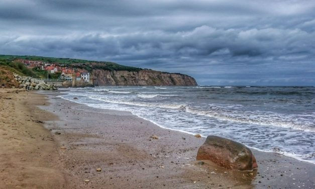 A Road Trip to Robin Hoods Bay, North Yorkshire