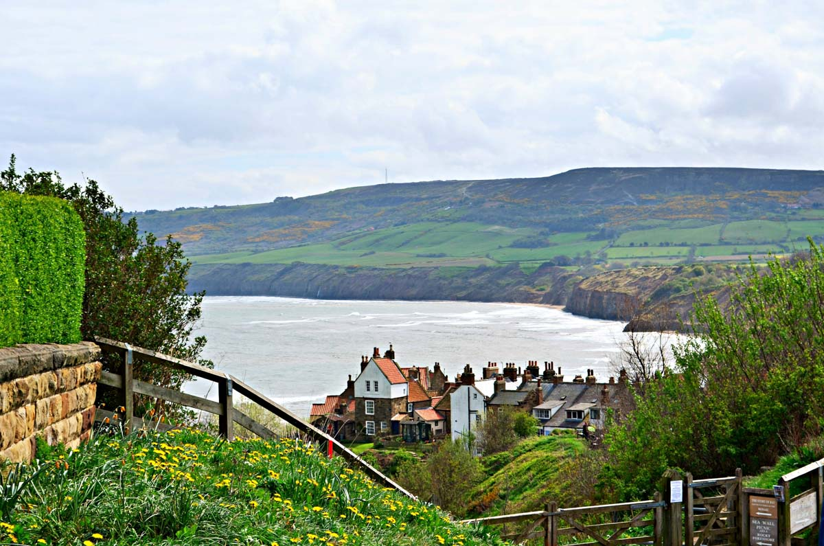 robin-hoods-bay-4 A Road Trip to Robin Hoods Bay, North Yorkshire
