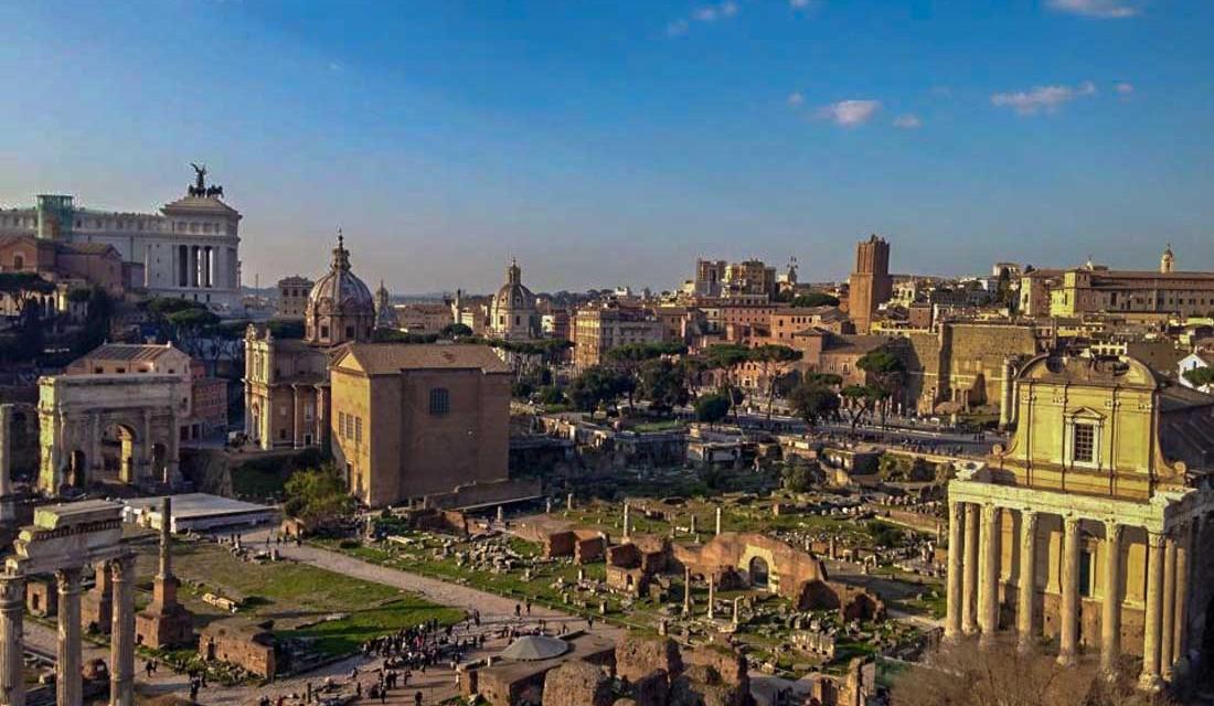 The Perfect Trattoria in Rome