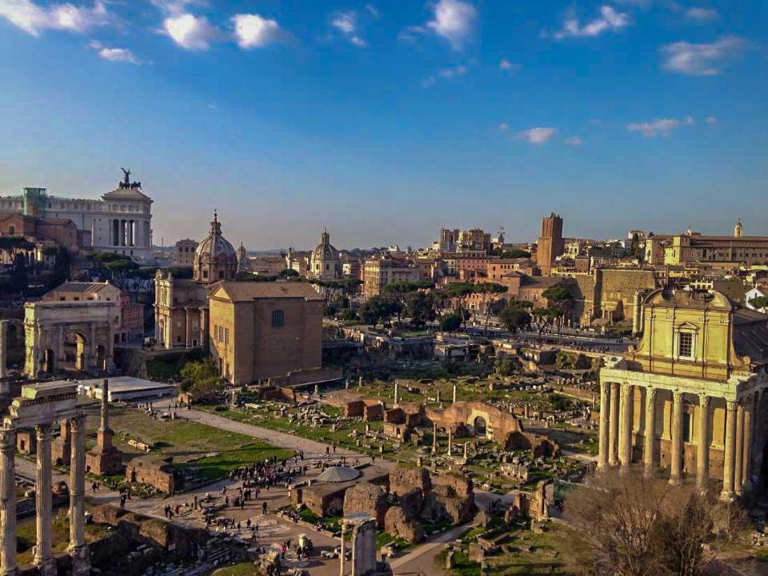 The Perfect Trattoria in Rome 1