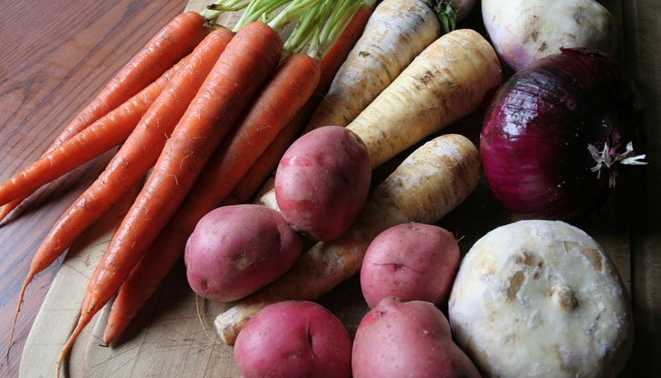 rootvegetables Food Tips To Warm The Winter Days