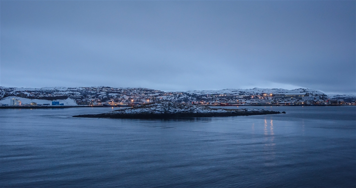russian-border-kirkenes-hurtigruten Kirkenes and a Hike Toward the Russian Border