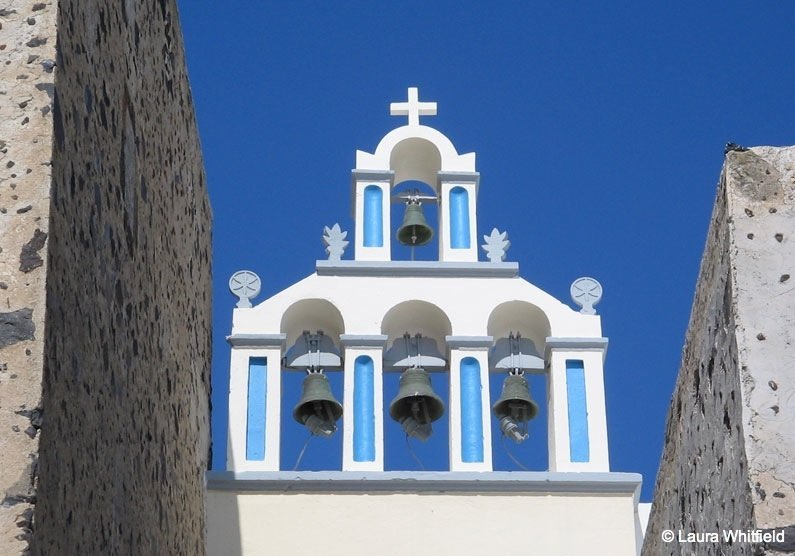 Santorini: A Study in Blue