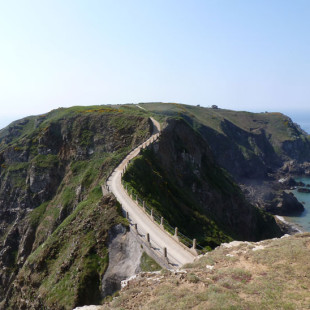 Guernsey Day 3 – Biking and Hiking The Island of Sark