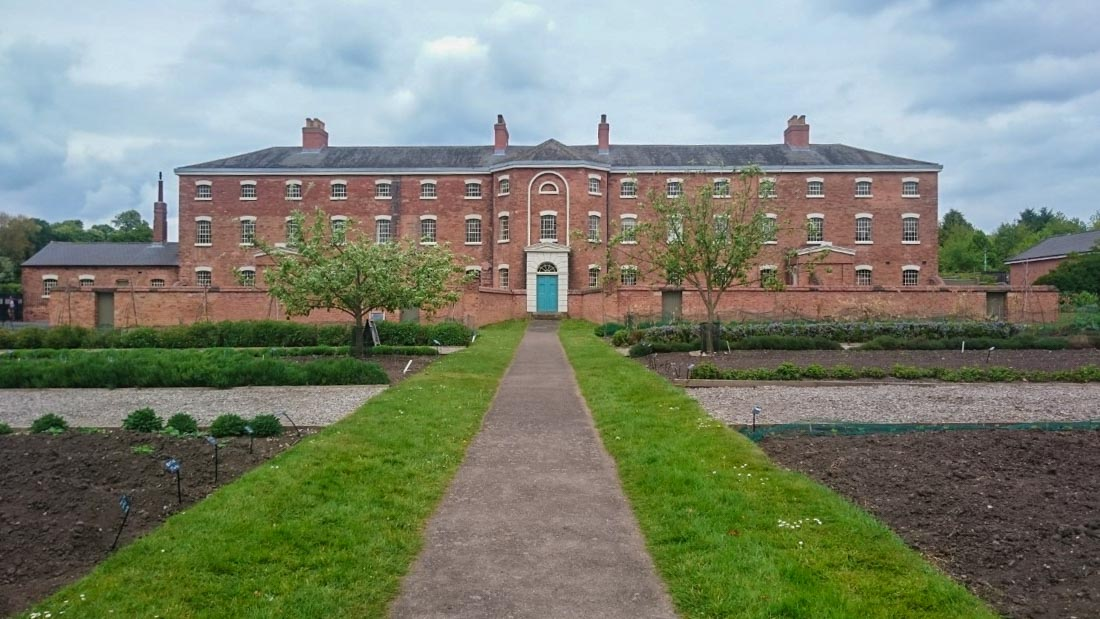 The Workhouse – Southwell, Nottinghamshire
