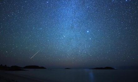 Dark Skies and Shooting Stars on the Isles of Scilly