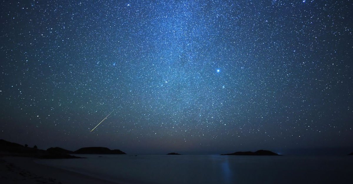 Dark Skies and Shooting Stars on the Isles of Scilly 1