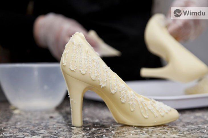 shoe Want To Stay In A Chocolate Factory This Easter For Charity?