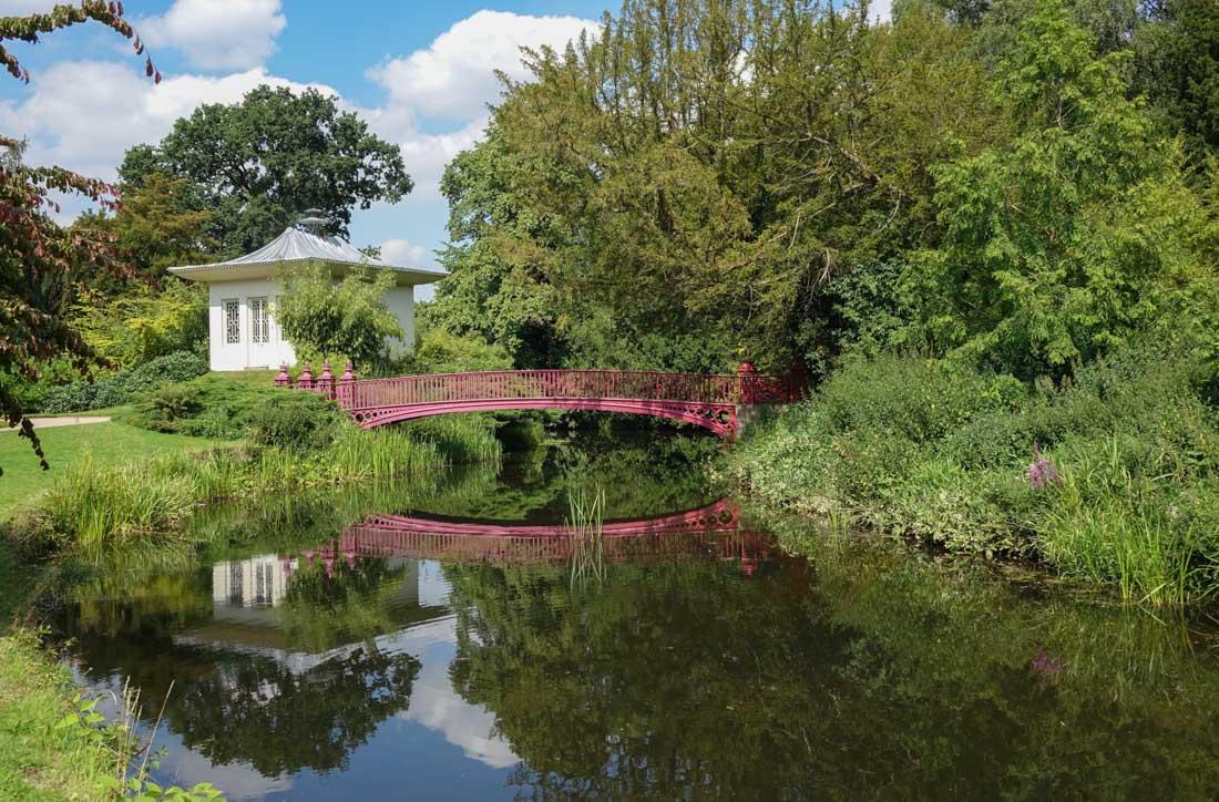 Shugborough Hall - Walk The Gardens and Monuments