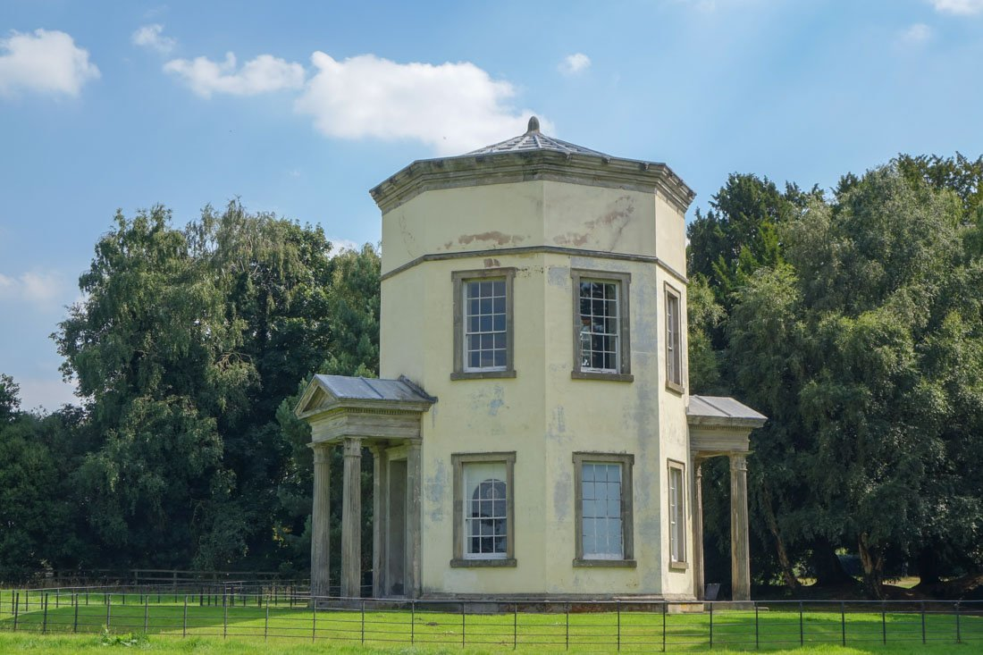Shugborough Hall - Walk The Gardens and Monuments