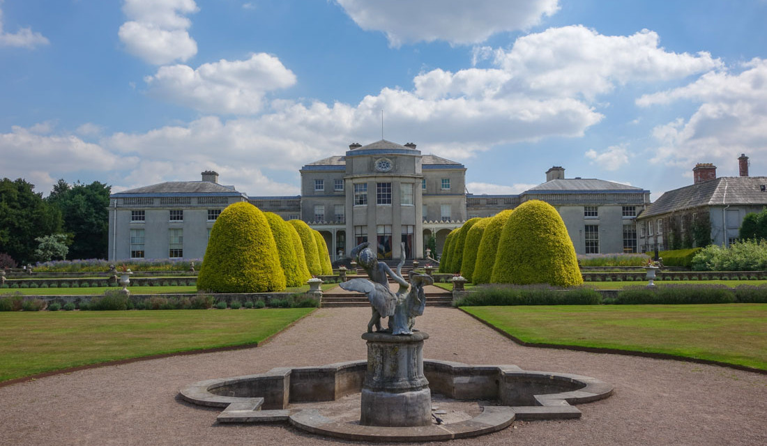 Shugborough Hall – Walk The Gardens and Monuments