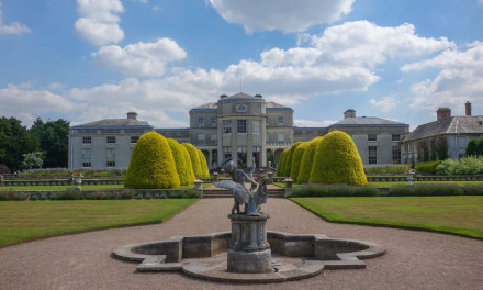 Shugborough Hall – Walk The Gardens and Monuments