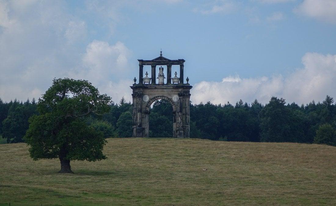 shugborough-gardens Shugborough Hall - Walk The Gardens and Monuments