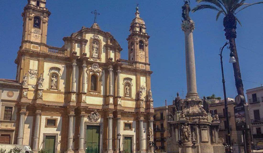 Sicily: Street Food and Street Art