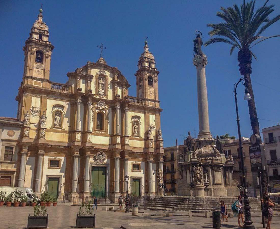 Sicily: Street Food and Street Art 1