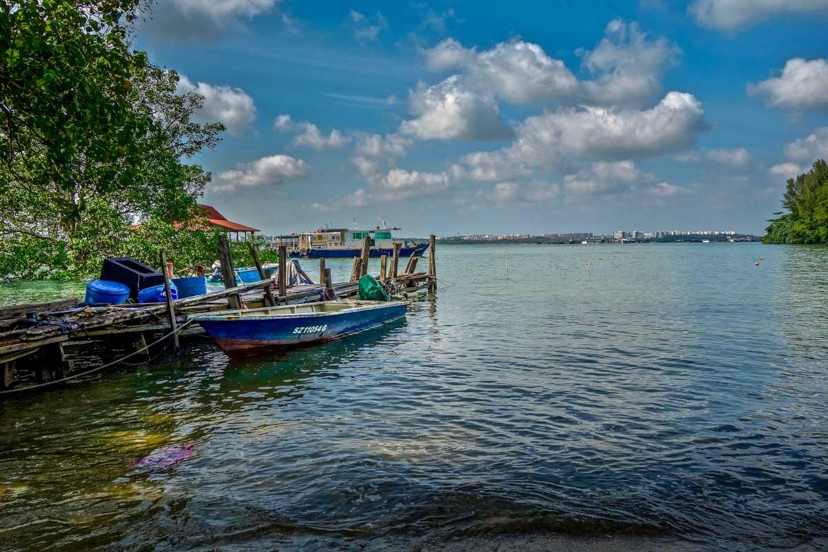 singapore-2 A Peak At The Island of Pulau Ubin, Singapore