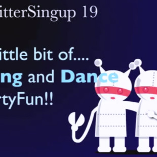 Twitter Singup (Karaoke) 19 – A little Bit of Party!