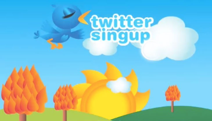 Twitter Singups (Karaoke) – Fun and Smiles Around The world
