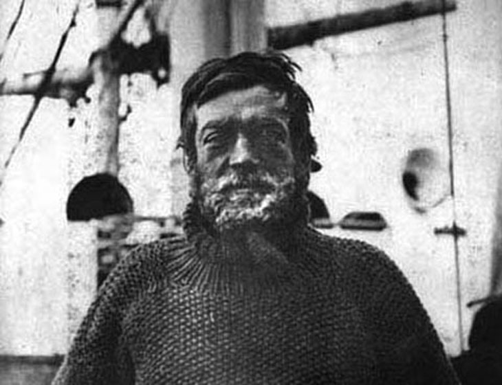 sir ernest shackleton 730 3 Remarkable Survivals of Freezing Proportions