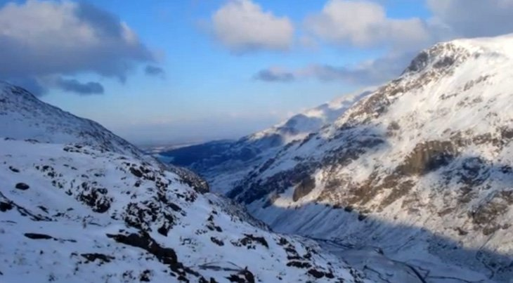 Mt Snowdon – The Top of Wales Whatever The Weather