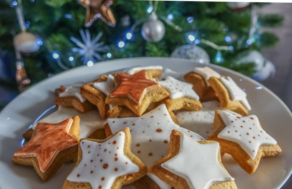 Spiced Christmas Biscuits 1