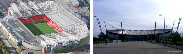 stadiums Manchester – A City of Changes