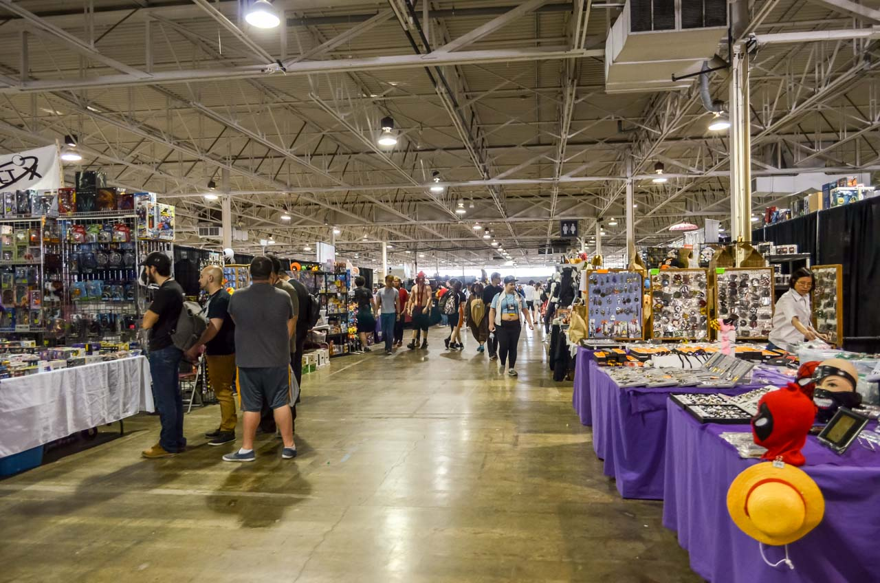 stalls-gallore Anime North – A Canadian Adventure in Toronto