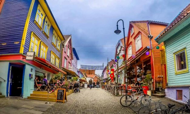 Norway – Discovering Stavanger
