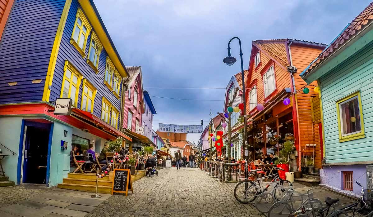 Norway - Discovering Stavanger