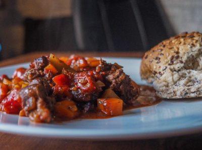 Hearty Beef Casserole Recipe