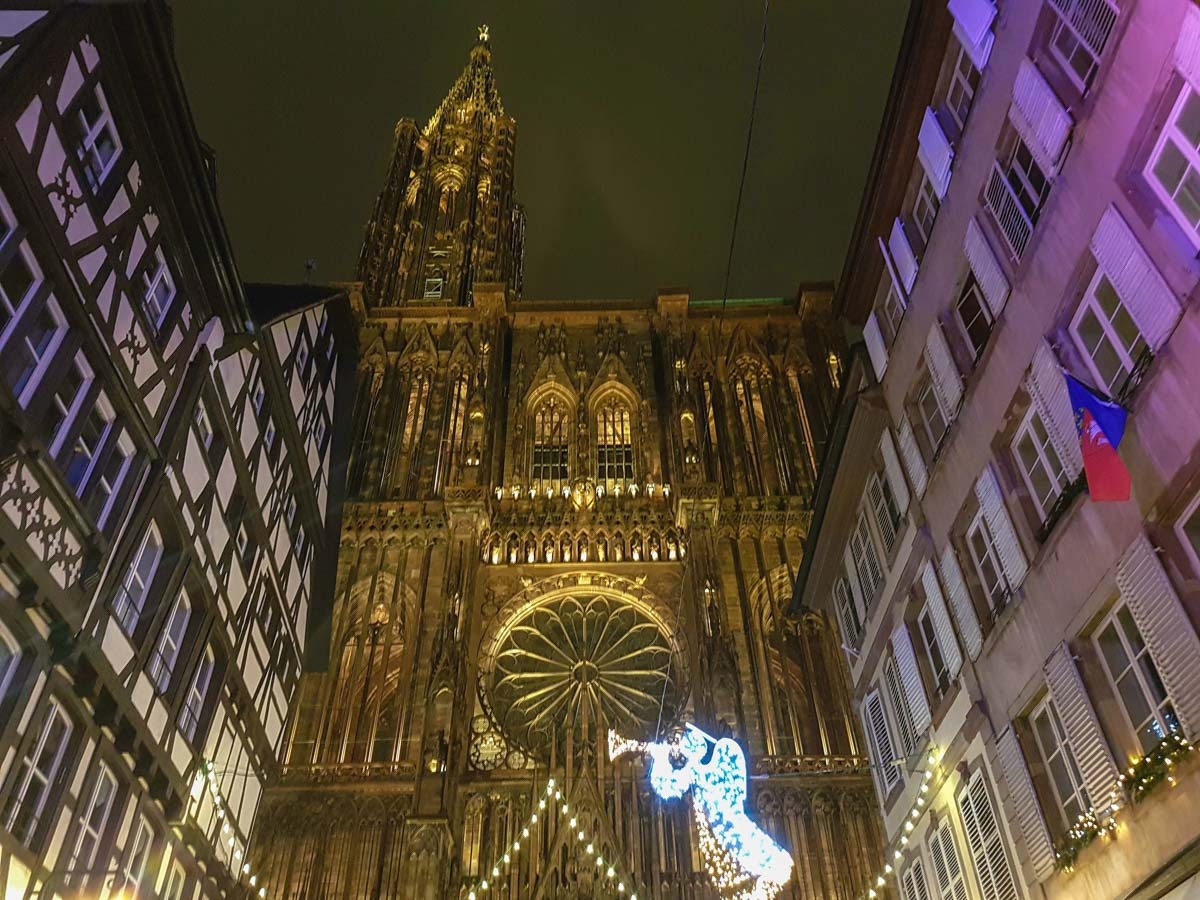 strasbourg-Notre-Dame A Magical Christmas in Strasbourg