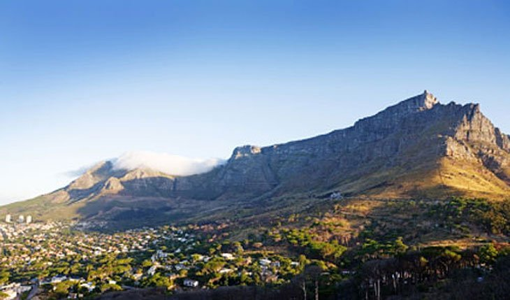 table Mountain Tops and Goals for All