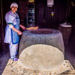 Azerbaijan – Təndir Bread in Old City Baku