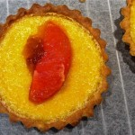 Ruby Grapefruit Tartlets