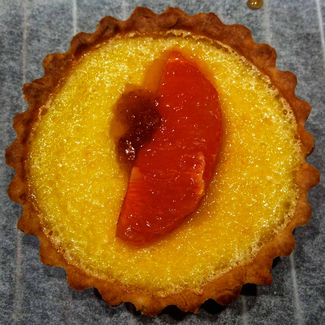tartlets Ruby Grapefruit Tartlets