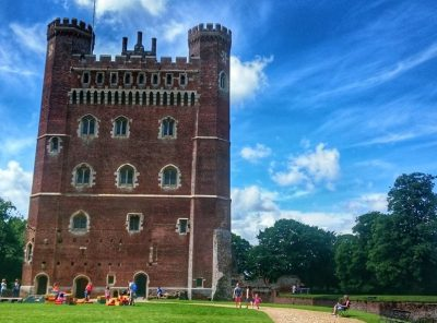 Tattershall Castle, Lincolnshire - A Family Favourite