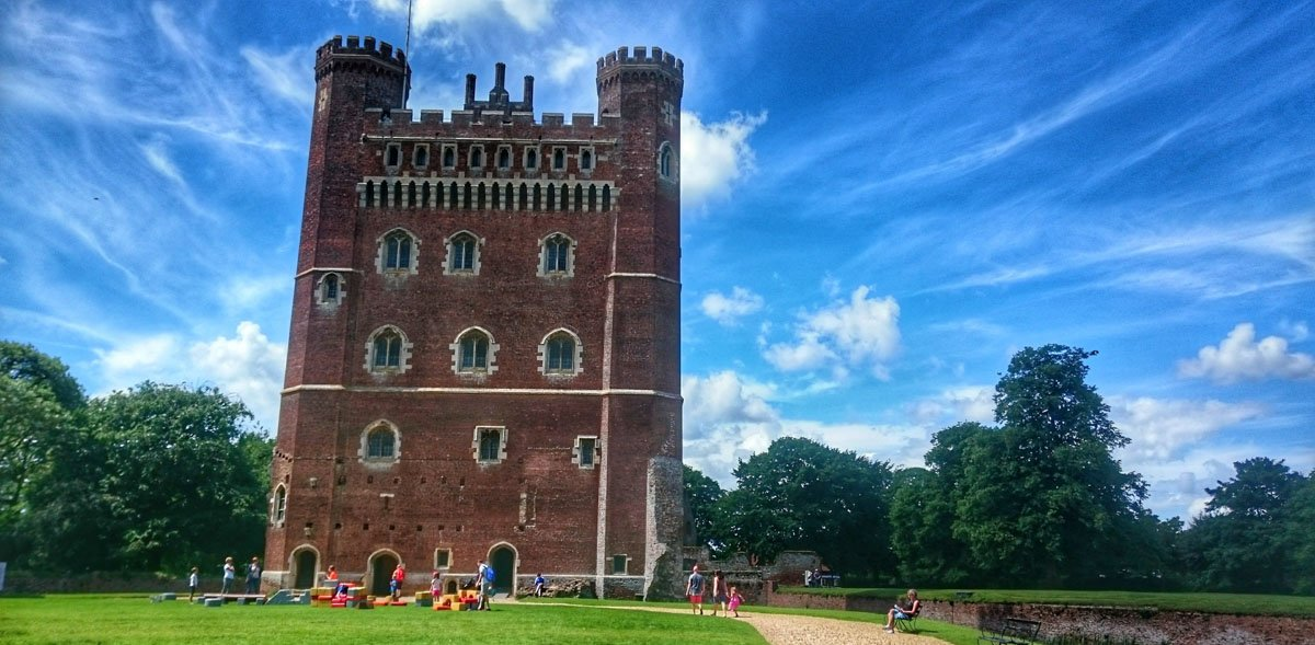Tattershall Castle Lincolnshire A Family Favourite
