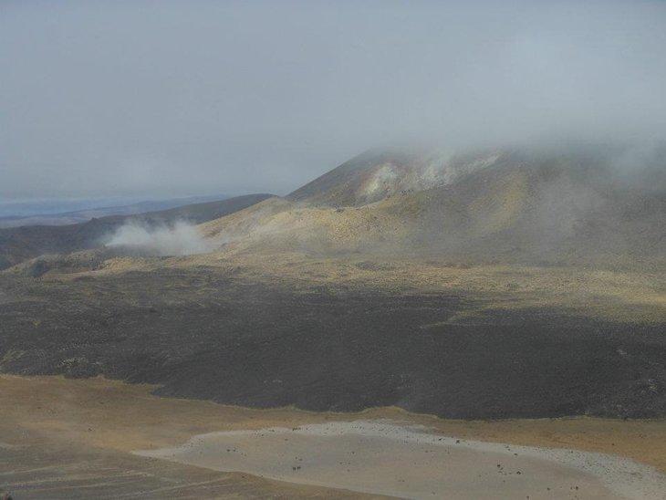 tc5 Trekking in Mordor – Tongariro National Park