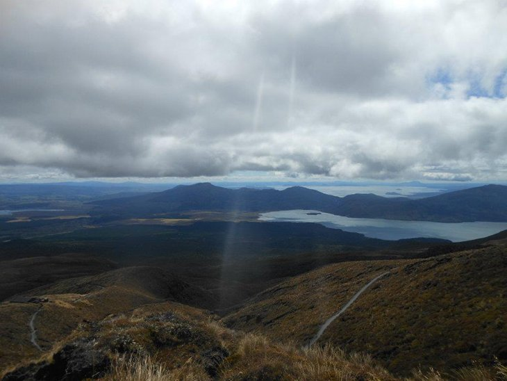 Trekking in Mordor – Tongariro National Park