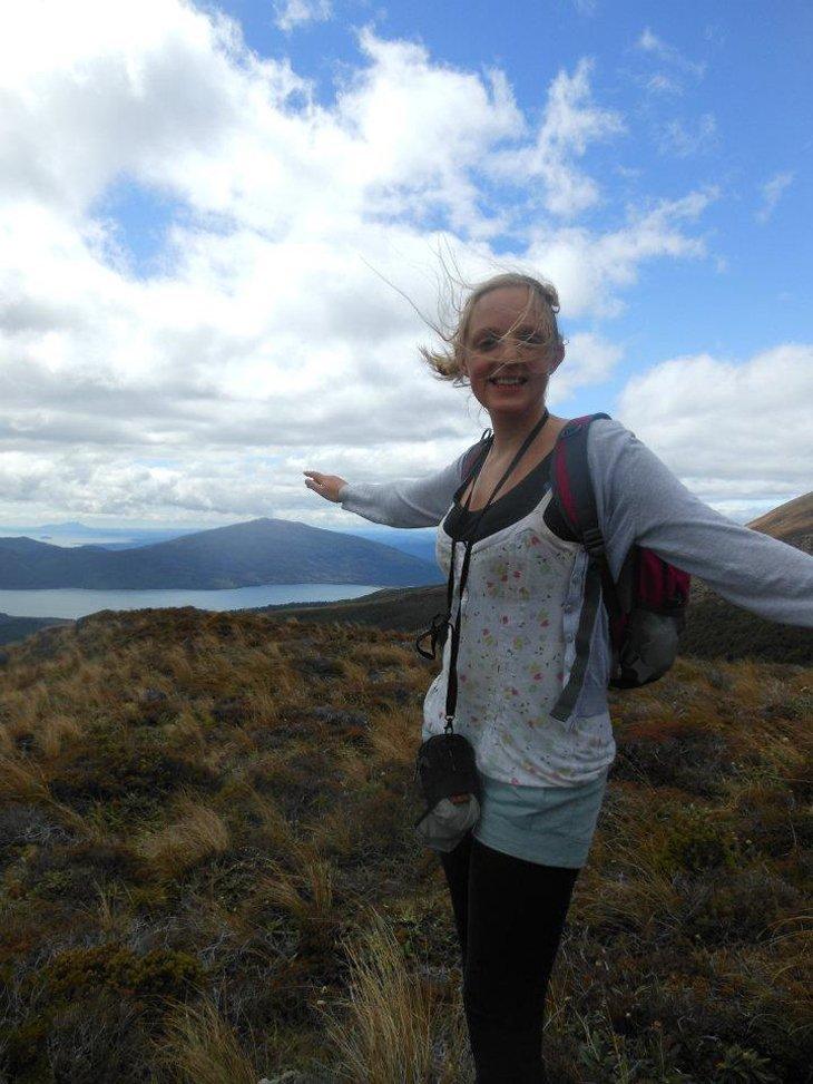 tc7 Trekking in Mordor – Tongariro National Park