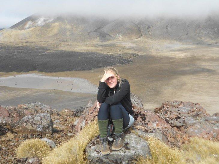 tc9 Trekking in Mordor – Tongariro National Park