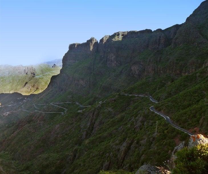 Tenerife – Masca and the Ravine