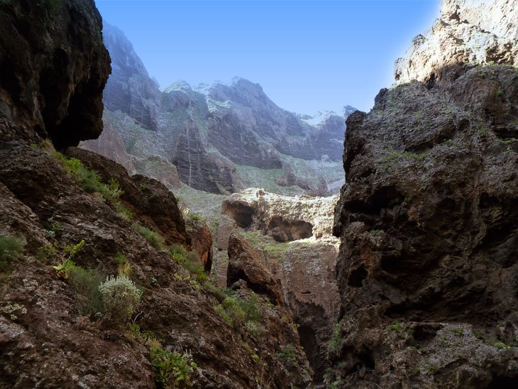 Tenerife – Masca and the Ravine – Remote and the Beautiful