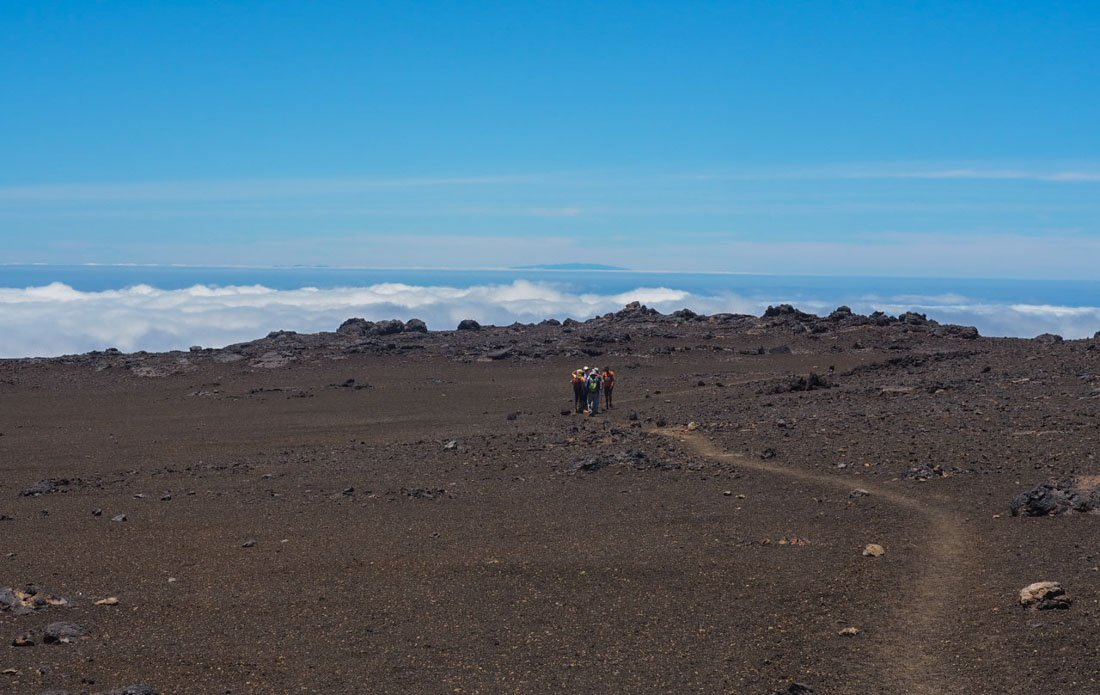 tenerife-mountains-7 Walking Tenerife - Above The Clouds Amongst Ancient Rocks