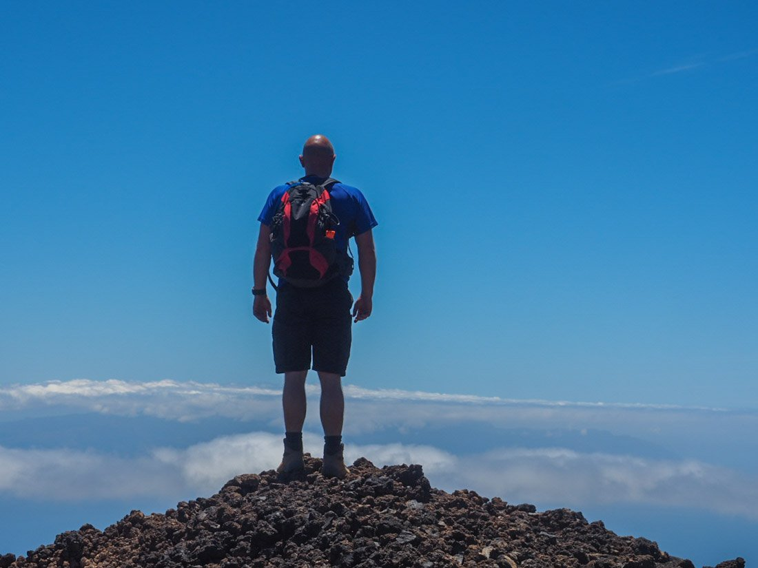tenerife-mountains-9 Walking Tenerife - Above The Clouds Amongst Ancient Rocks