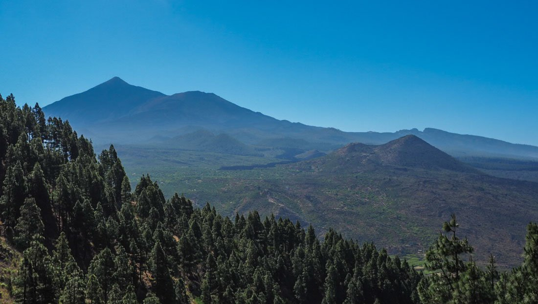 Walking Tenerife - Erjos to Masca 1