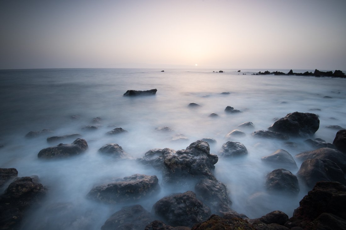 Tenerife Landscapes & Seascapes: Whilst dreaming of Humboldt and Darwin 1