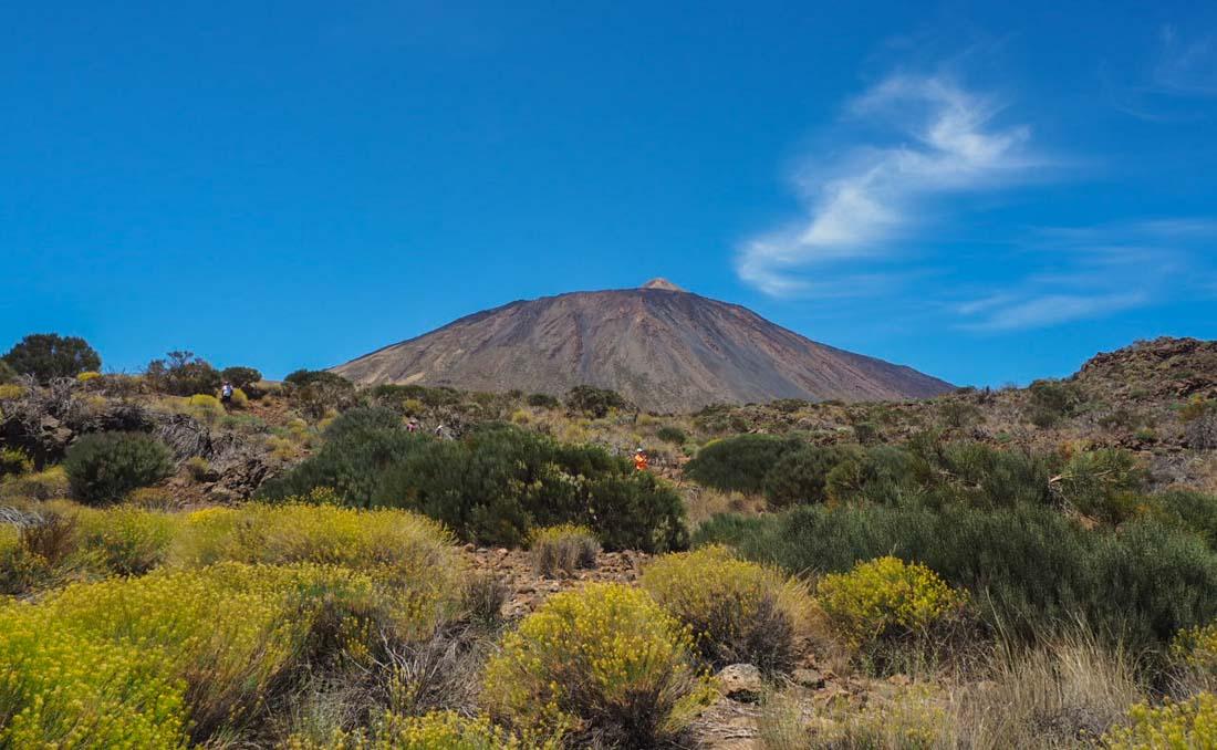 Walking Tenerife - Montaña Blanca to El Portillo 1